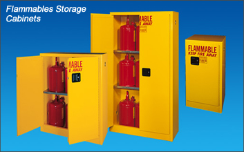 Used fire safety cabinets