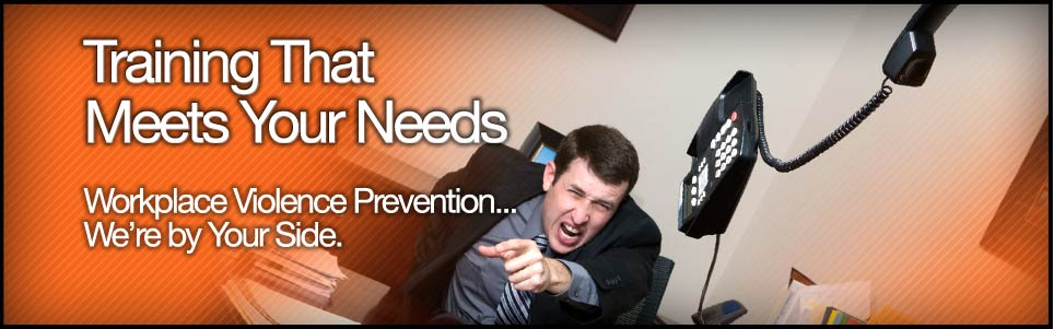 Training That Meets Your Needs. Prevention...We're by Your side.