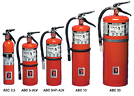 Strike First Fire Extinguishers