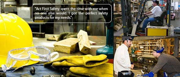 Safety products and supplies the green book occupational health safety